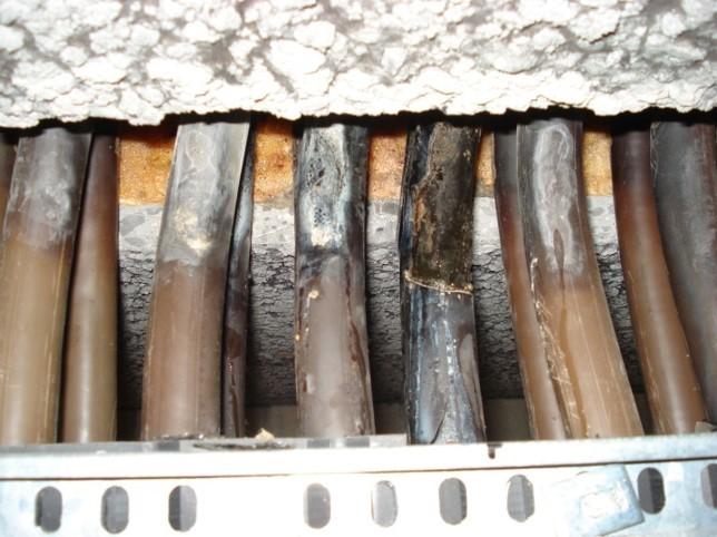 Opwarming kabels door slechte Power Quality