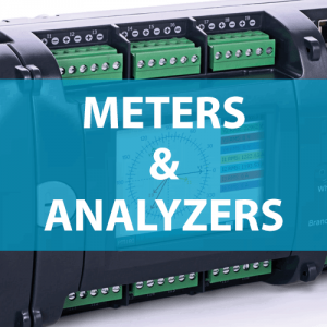 Meters en Analyzers