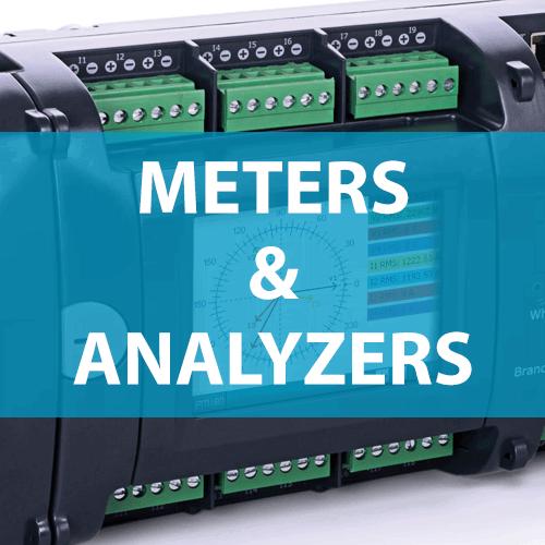 Meters & Analyzers