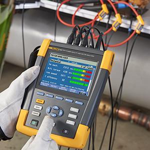 Power Quality metingen door de specialist HyTEPS